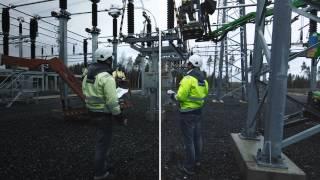 Mobiiliraportointi Fingridin työmailla etenee