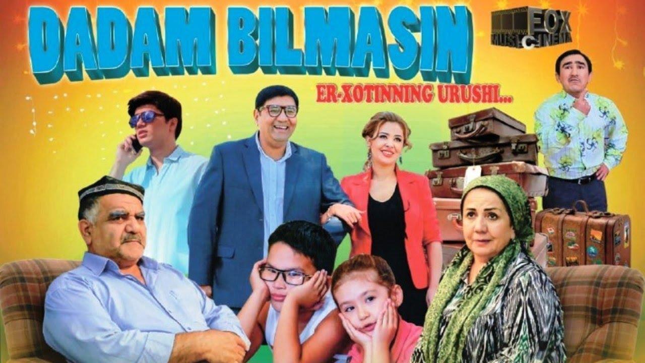 Download Dadam bilmasin (uzbek kino)   Дадам билмасин (узбек кино)