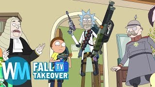 Top 10 BEST Rick and Morty Episodes