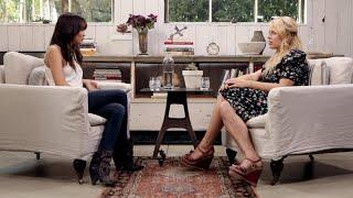Ashley Madekwe | The Conversation With Amanda de Cadenet | L/Studio created by Lexus