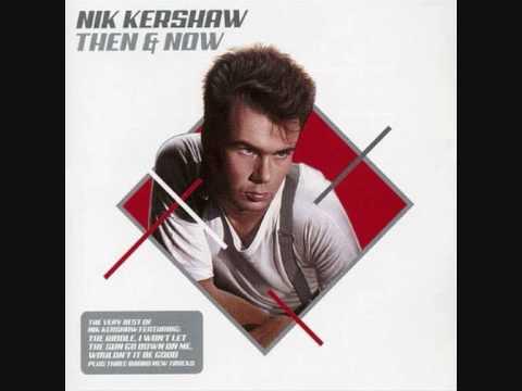 nik kershaw human racing album version