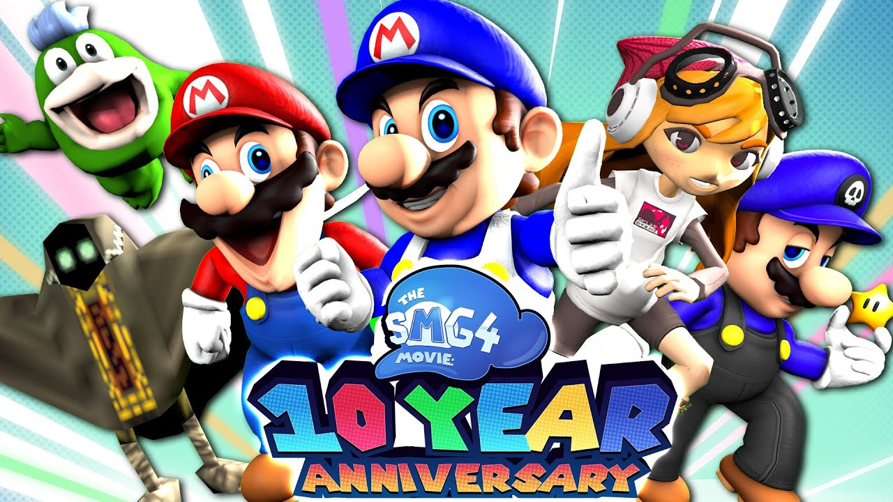 SMG4 Movie: 10 Year Anniversary Special