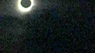 Amazing total solar eclipse seen  in Panchagarh, Bangladesh