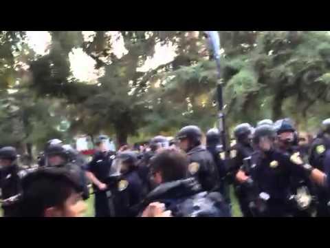 """אלימות משטרתית קשה בארה""""ב"""