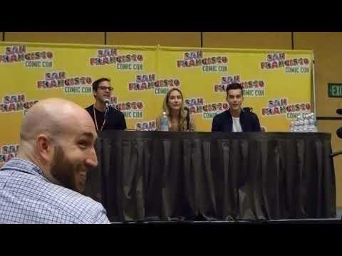 SF Comic Con 2017 Sarah Natochenny Q&A PokePanel