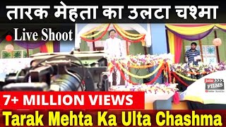 Film City Mumbai mei Taarak Mehta Ka Ooltah Chashmah ki Shooting Location  FilmyFunday  Joinfilms