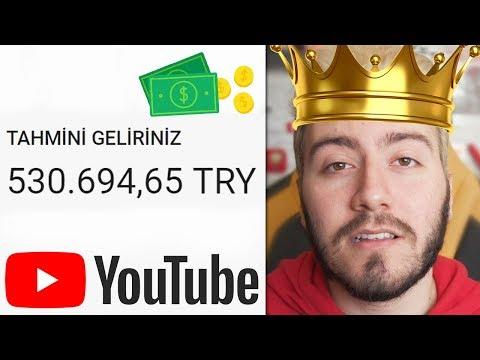 AYLIK 530.000 TL KAZANIYORUM ?!