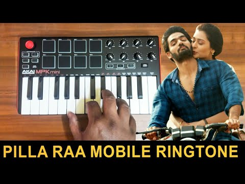Pillaa Raa Song | RX100 | Mobile Ringtone By Raj Bharath