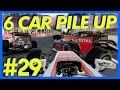 F1 2016 Career Mode : 6 CAR PILE UP!!! (Part 29)