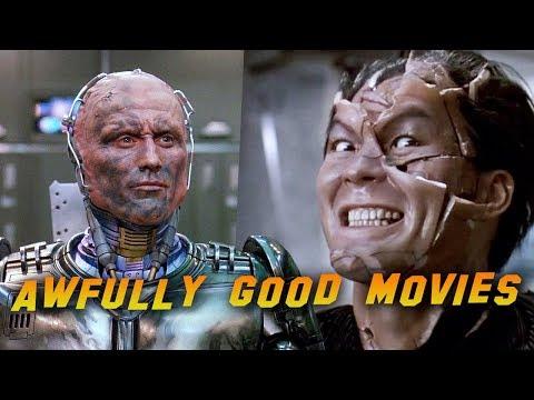 ROBOCOP 3  - Awfully Good Movies (1993) Nancy Allen, Robert John Burke