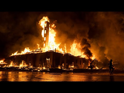 Minneapolis Is Burning To The Ground - National Guard Being Deployed To Restore Order...
