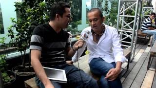 Yuri Buenaventura ((( Entrevista ))) SalsaConEstilo.com by Gabo