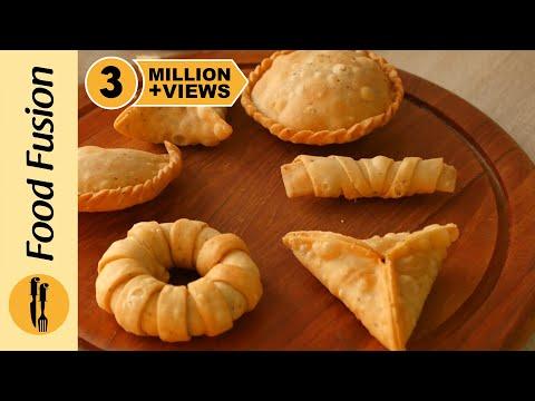 11Samosa Folding Techniques by Food Fusion (Ramzan Special Recipe)