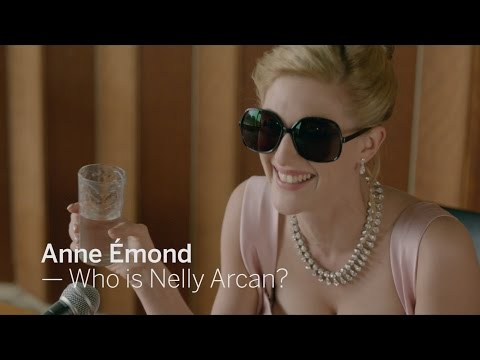 ANNE ÉMOND Who is Nelly Arcan? | Film Circuit | TIFF 2017
