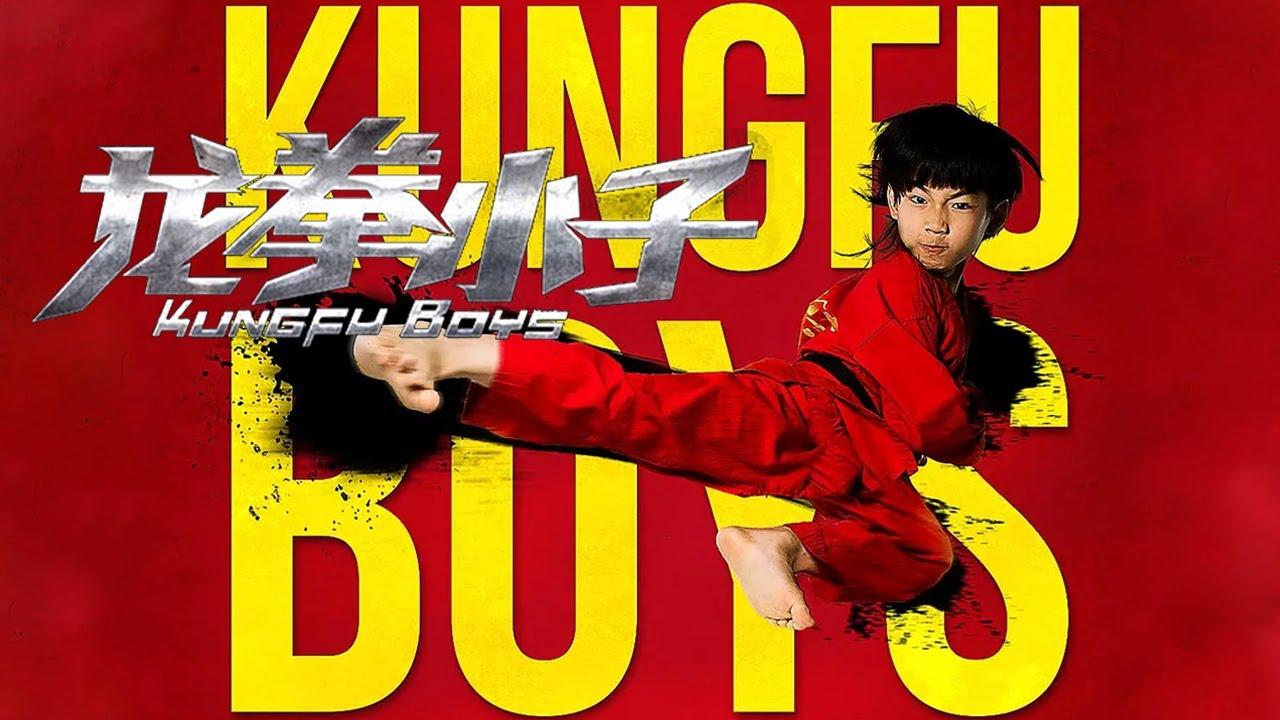 Download 4K Movie 《龙拳小子》 Kung Fu Boys 功夫小子阴差阳错卷入国际走私犯罪    刘芮麟 / 林秋楠 / 童飞   NEW 2021