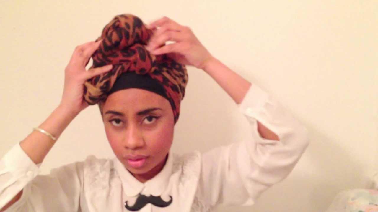 Super Comment Mettre Un Foulard Sur Les Cheveux - Fashion Designs XU13