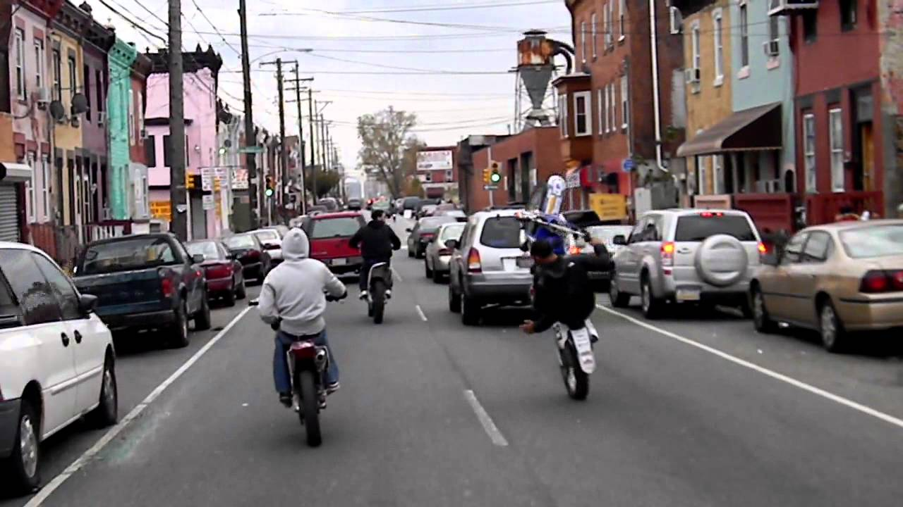NORTH PHILLY RIDE