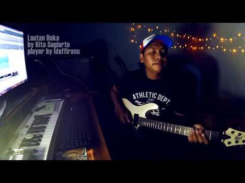 Lautan Duka (Rita Sugiarto) |#GDILAUTANDUKASERENTAK | Idaffiranu | Guitar Cover