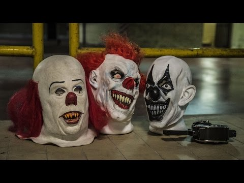 Killer Clown 2 - Scare Prank Teaser Trailer (Compilation) - Waiting for the victim