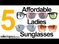 5 Ladies Sunglasses Frames You Can Actually Afford to Lose! - Available from Selectspecs.com