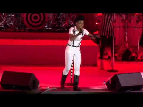 I Want You BackABC Jackson 5   Janelle Monae at Hollywood Bowl June 22, 2014