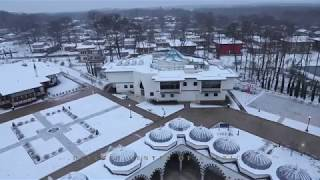 Snow Day at Diyanet Center of America 2017 Video