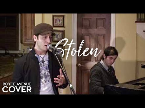 Dashboard Confessional - Stolen (Boyce Avenue piano acoustic cover) on Apple & Spotify