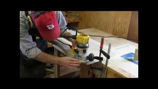 Cherry Oxbow Chest   Plans & Bottom Step 1