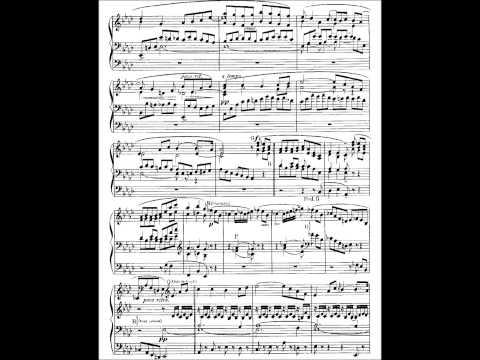 Ch.-M. Widor: Symphonie No. 4 - III. Andante cantabile