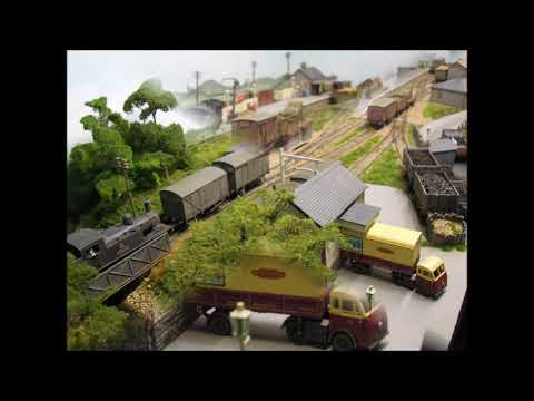Shipley Model Train Show 2017