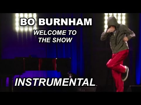 Welcome to the Show - Bo Burnham (Instrumental)