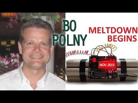 All Hell Could Break Loose in Gold/Silver Prices, $100+ Silver 2016 - Bo Polny Interview
