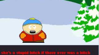 Singalong With Cartman - Kyle's Mom's A Bitch