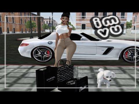 Come Shop With Me |RedBoneBaddie| IMVU