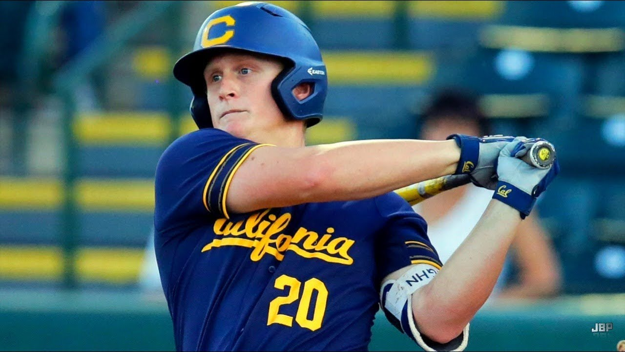 Best Hitter in College Baseball || CAL 1B Andrew Vaughn Highlights ᴴᴰ