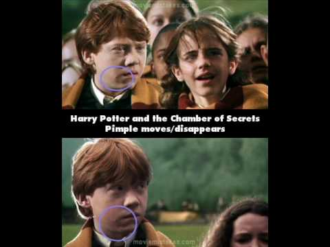 Harry Potter And The Philosopher S Stone Mistakes Youtube
