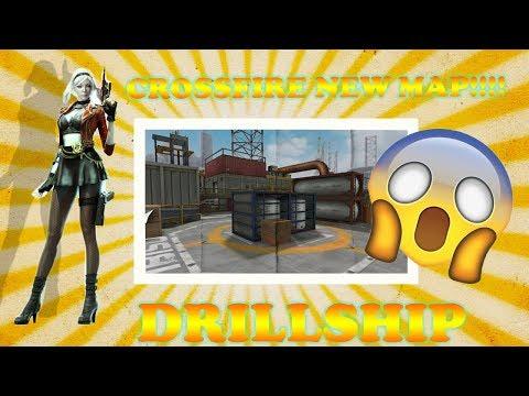 Crossfire NA 2.0: New Map - Drillship gameplay (HD)