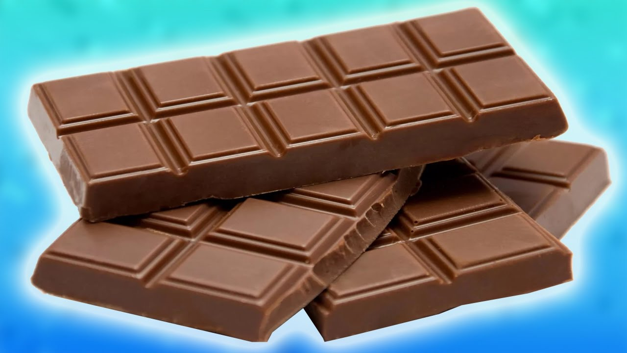 Бесплатные ролики как делают шоколад