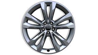 Диски на Audi Q7 New 4M R 19 оригинал