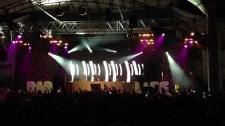 Dada Life - Kick Out The Epic Motherfucker LIVE (MTV Mobile Beats Festival 2013) HD