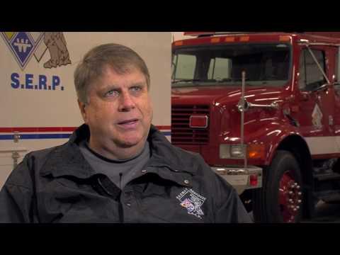 Bellingham Emergency Services Training: Hazardous Material Response