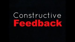 How to Give Constructive Feedback - Episode #149 thumbnail
