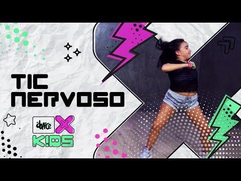 Tic Nervoso - Harmonia do Samba feat Anitta  FitDance Kids Coreografía Dance