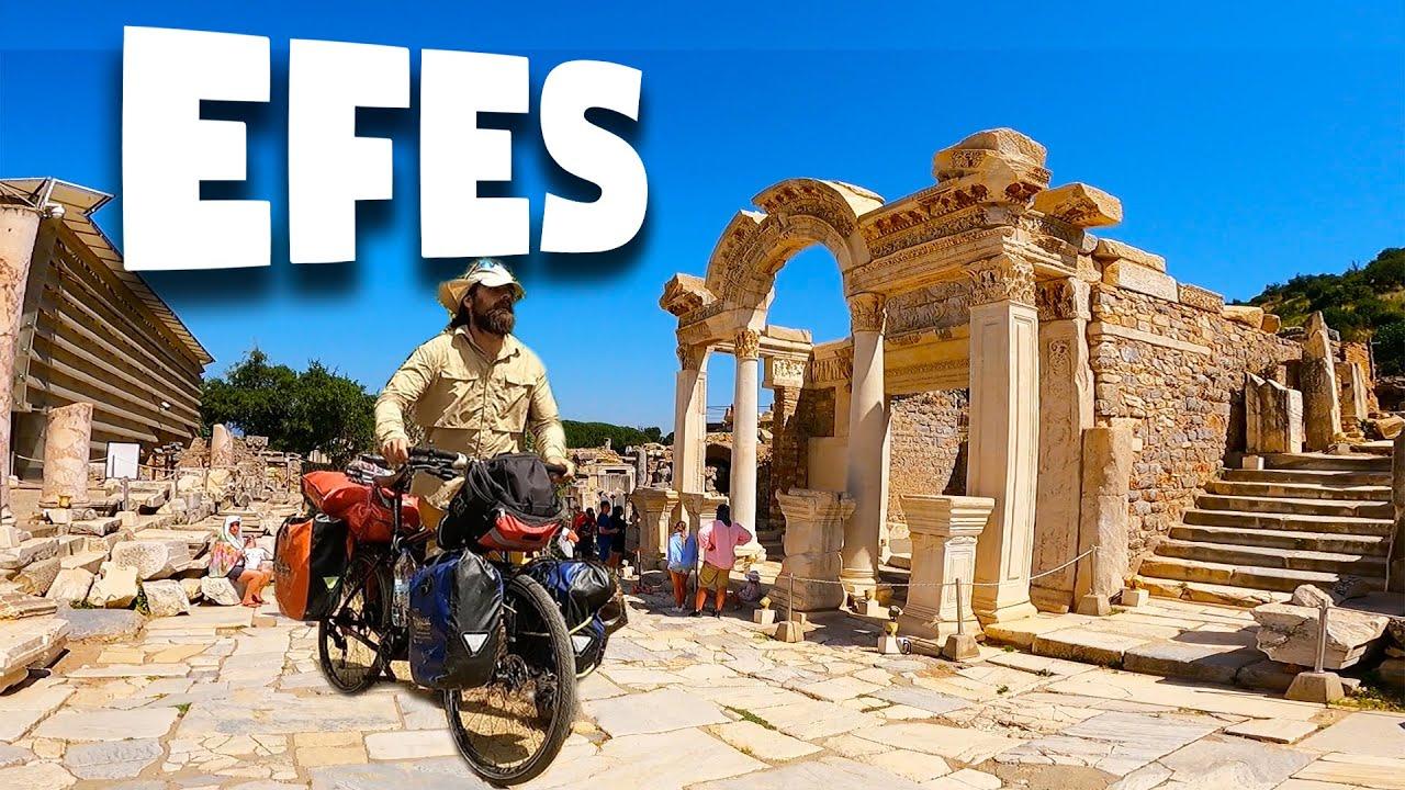Bisikletle Türkiye Turu: Efsanevi Antik Roma Kentlerini Geziyoruz #130