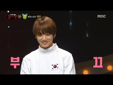 [King of masked singer] 복면가왕 - 'fencing man' Identity 20160814