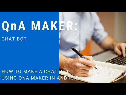 How To Make A Chat Bot Using QnA Maker In Android