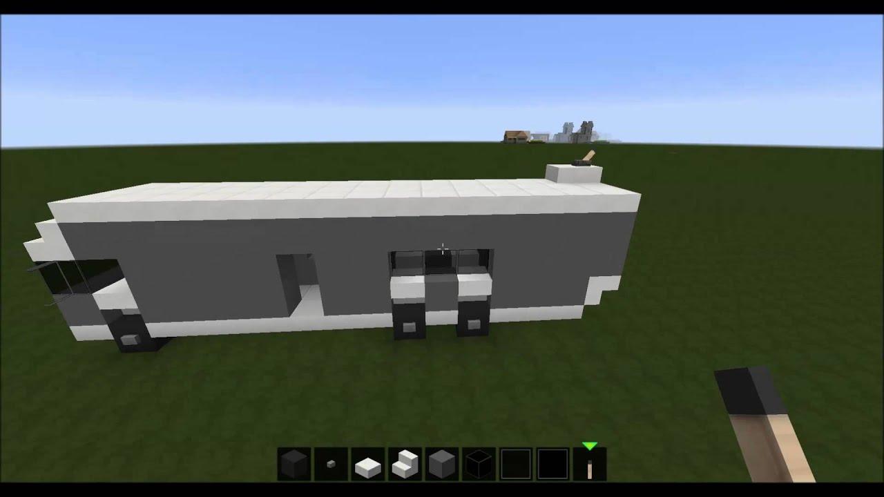 How To Build A Caravan On Minecraft