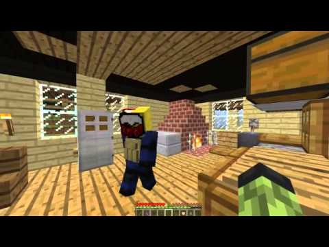 --==Minecraft : The crafting dead! [RP] Ep. 1 WHY SO MANY WEAPONS?!==--