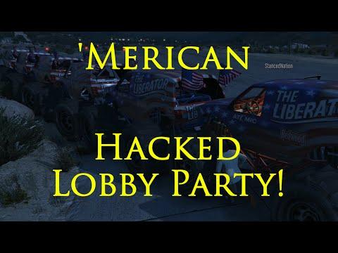 GTA V - Fun - Lobby Party!