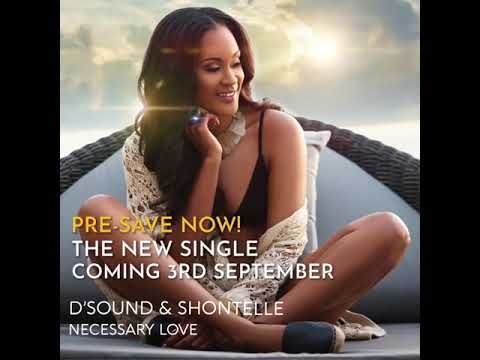 Pre-save the new single: D'Sound & Shontelle - Necessary Love